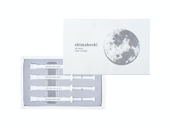 shimaboshi(シマボシ) 3Dホワイト