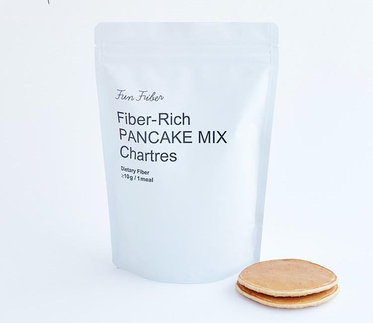 Fiber-Rich PANCAKE MIX(パンケーキミックス)